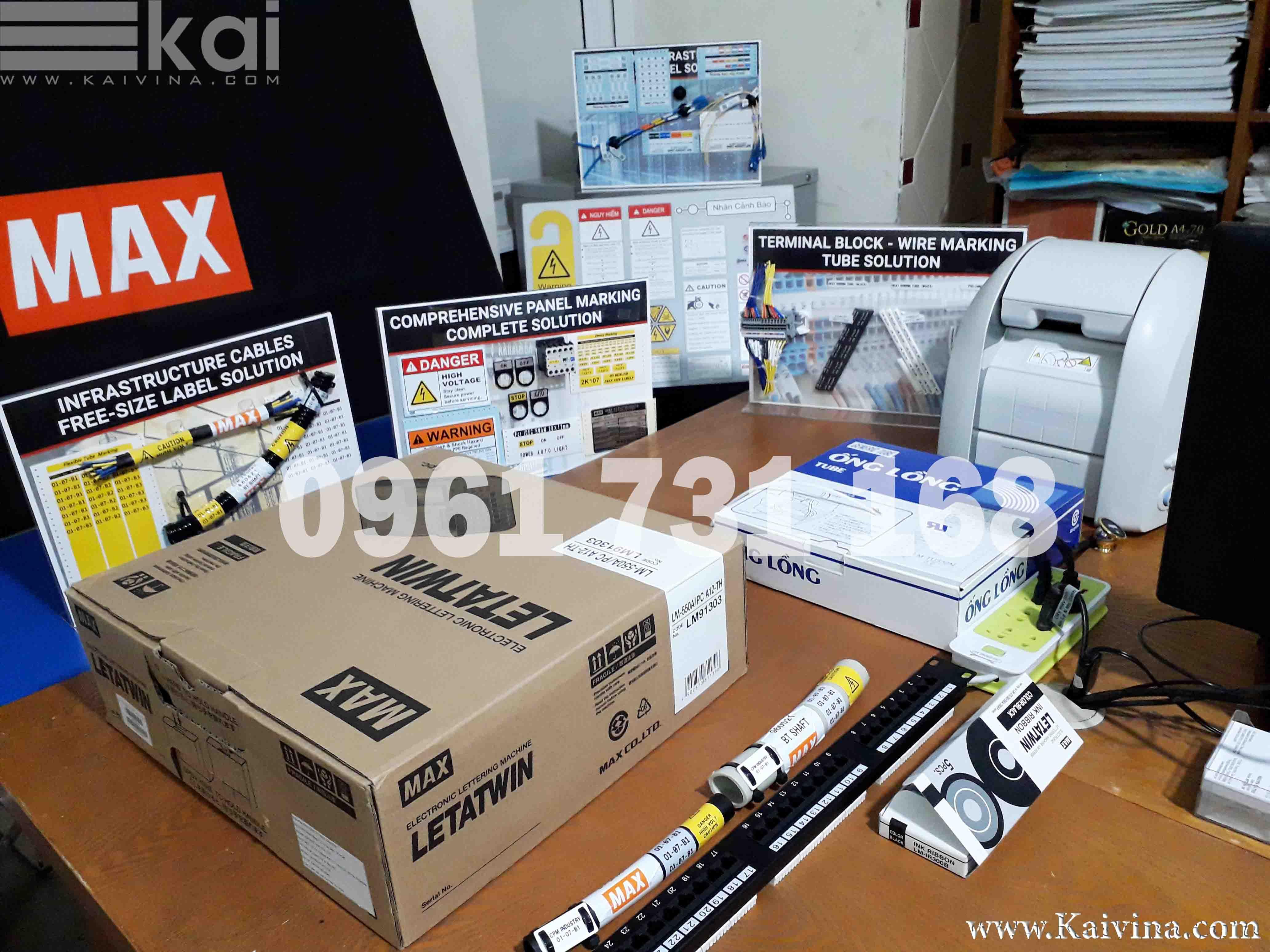 Những điều cần chú ý khi mua máy in đầu cốt LM-550A/PC MAX Japan