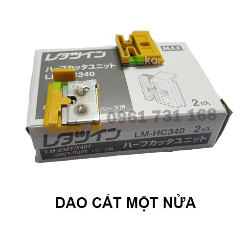 LM-HC340 DAO CẮT MỘT NỬA