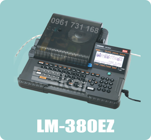 MÁY IN ĐẦU CỐT LM-380EZ