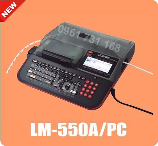 MÁY IN ĐẦU CỐT LM-550A/PC
