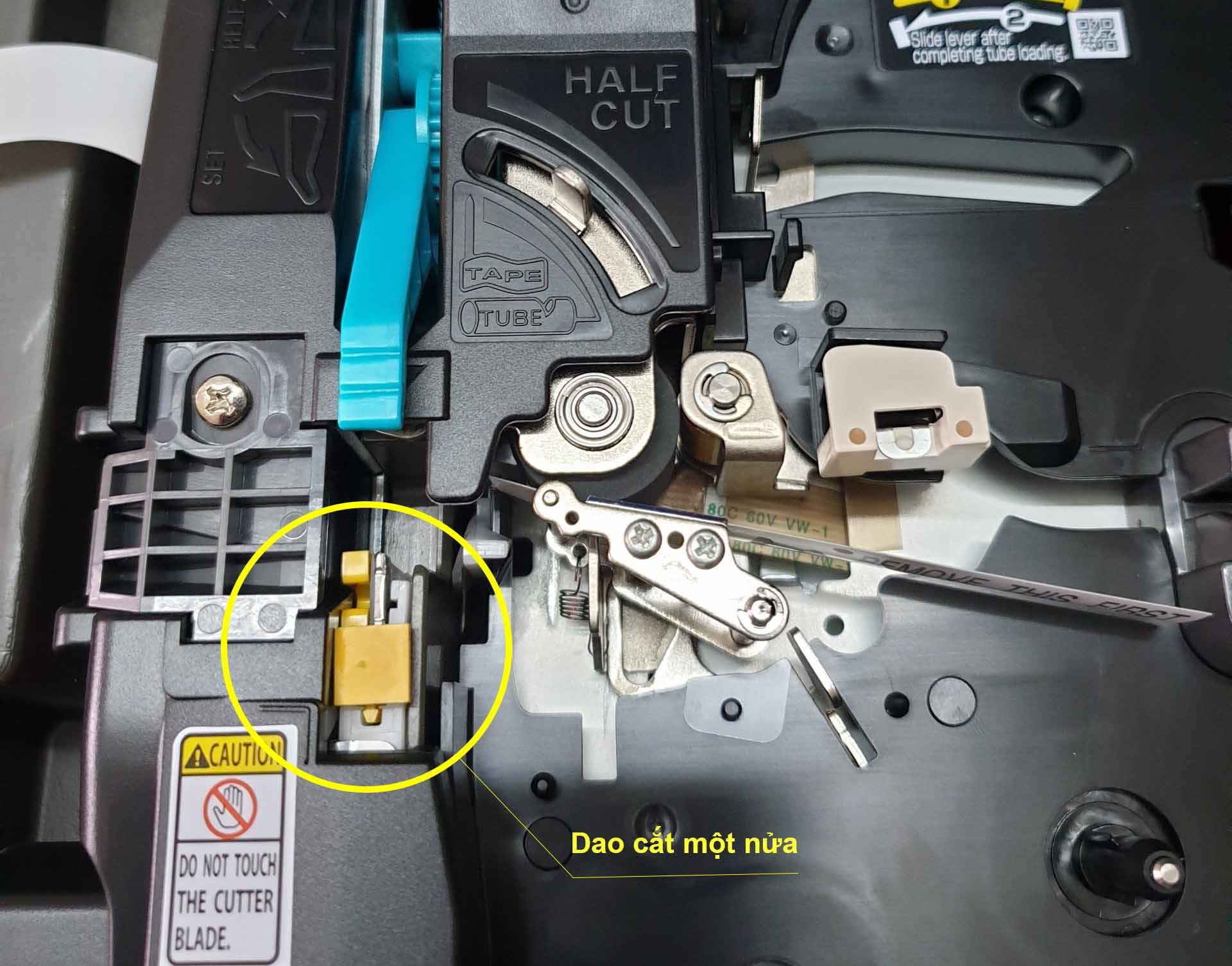Các lỗi dao cắt thường gặp của máy in đầu cốt MAX