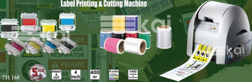 Danh sách phụ kiện máy in nhãn CPM-100: CPM-100HC, CPM-10HG3K, CPM-100HG5M